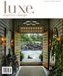 Luxe Interiors & Design   7/2019 Cover