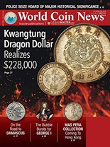 World Coin News | 8/2019 Cover