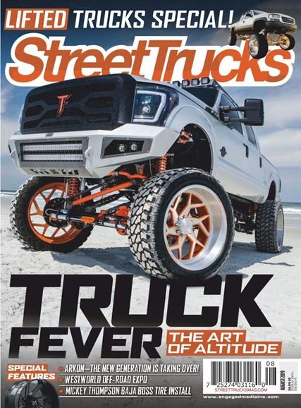 Street Trucks Cover - 8/1/2019