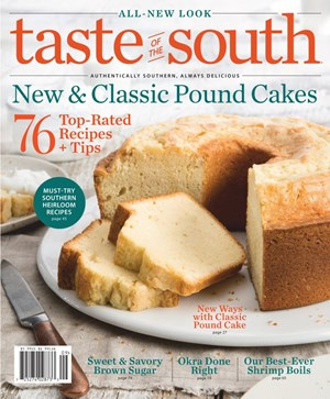 Taste Of The South Magazine | 9/2019 Cover