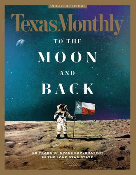 Texas Monthly Cover - 7/1/2019