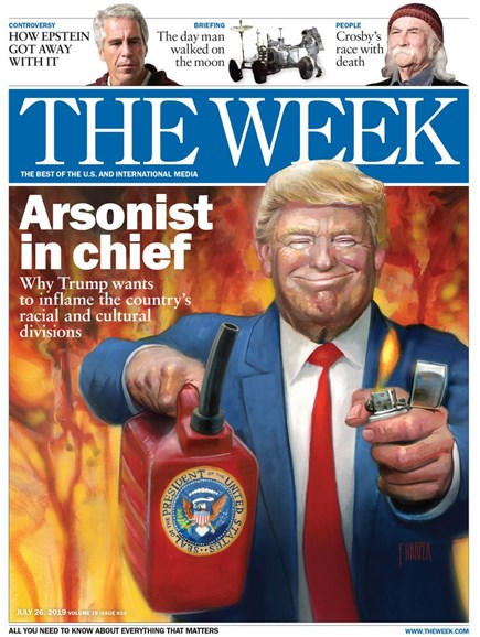 The Week Cover - 7/26/2019