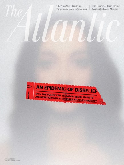 The Atlantic Cover - 8/1/2019