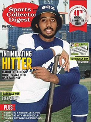 Sports Collectors Digest | 8/2/2019 Cover