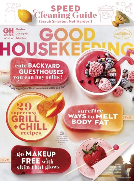 Good Housekeeping Cover - 8/1/2019
