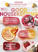 Good Housekeeping Magazine 8/1/2019