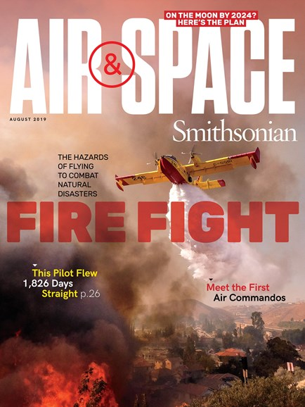 Air & Space Cover - 8/1/2019