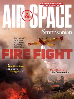 Air & Space | 8/2019 Cover