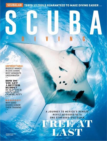 Scuba Diving Cover - 8/1/2019