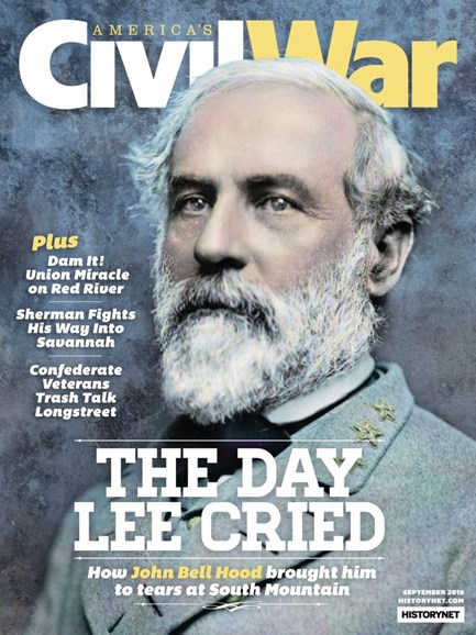 America's Civil War Cover - 9/1/2019