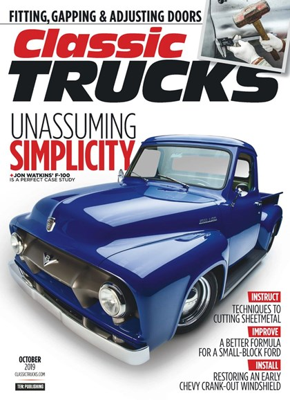 Classic Trucks Cover - 10/1/2019