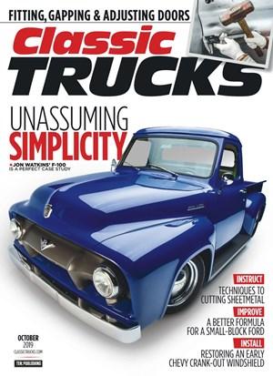 Classic Trucks Magazine | 10/2019 Cover