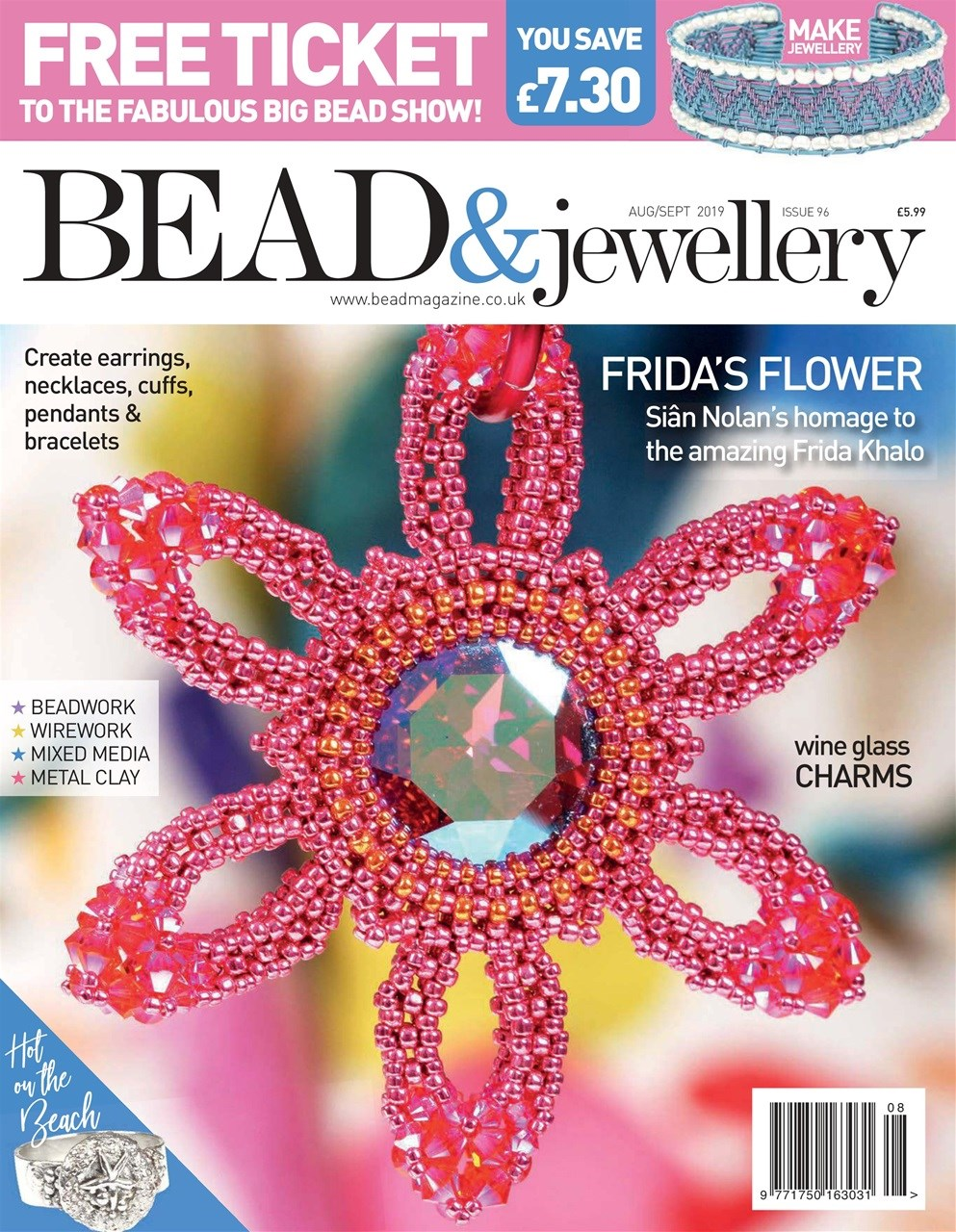 Best Price for Bead & Jewellery Magazine Subscription