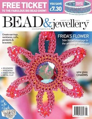Bead & Jewellery | 8/2019 Cover