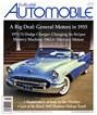 Collectible Automobile Magazine | 10/2019 Cover