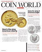 Coin World Magazine 7/29/2019