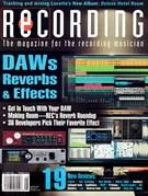 Recording Magazine 8/1/2019