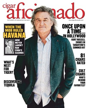 Cigar Aficionado Magazine | 7/2019 Cover