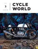 Cycle World Magazine | 9/2019 Cover