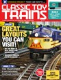 Classic Toy Trains Magazine | 9/2019 Cover