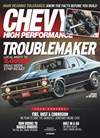 Chevy High Performance Magazine | 10/1/2019 Cover