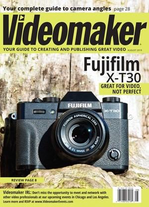 Videomaker Magazine | 8/2019 Cover