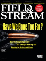 Field & Stream | 8/2019 Cover