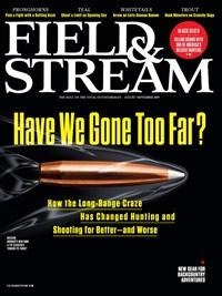 Field & Stream Magazine | 8/2019 Cover