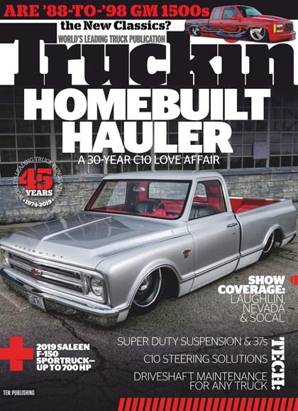 Truckin' Cover - 10/1/2019