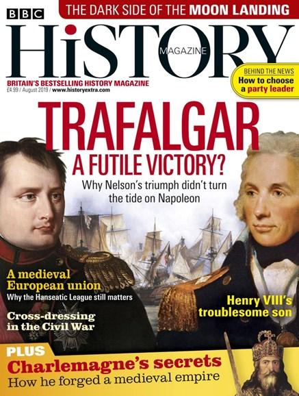 BBC History Cover - 8/1/2019