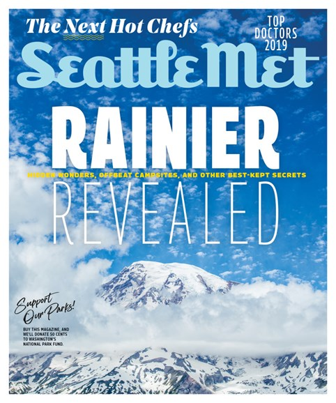 Seattle Met Cover - 8/1/2019
