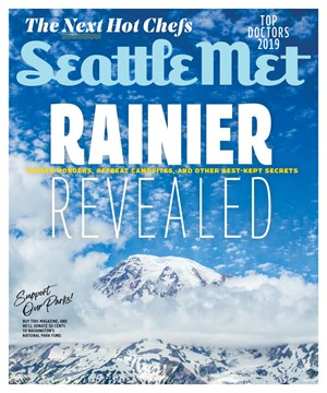 Seattle Met Magazine | 8/2019 Cover