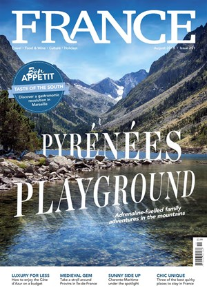 France Magazine   8/2019 Cover