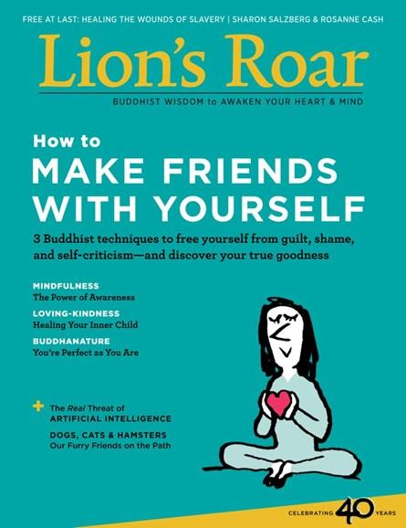 Lion's Roar Cover - 9/1/2019