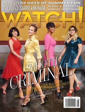 Watch Magazine | 7/2019 Cover