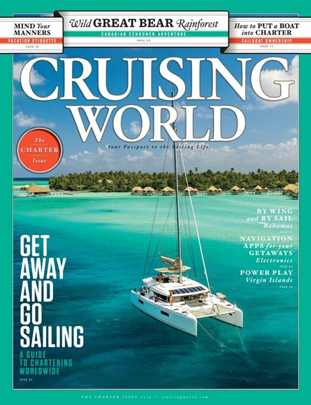 Cruising World Cover - 8/1/2019