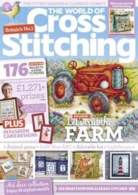 The World of Cross Stitching Magazine | 9/2019 Cover