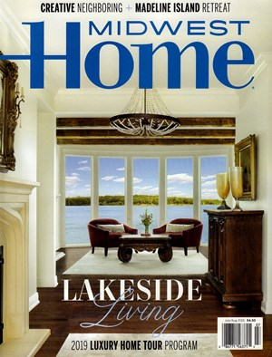 Midwest Home Magazine | 7/2019 Cover