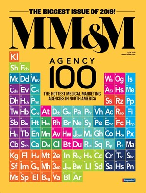Medical Marketing & Media | 7/2019 Cover