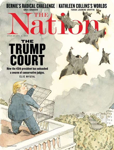 The Nation Cover - 7/29/2019
