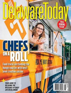 Delaware Today Magazine | 8/2019 Cover