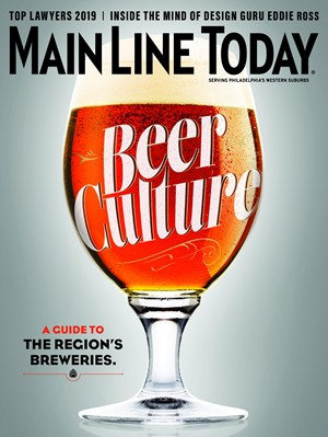 Main Line Today Magazine | 8/2019 Cover