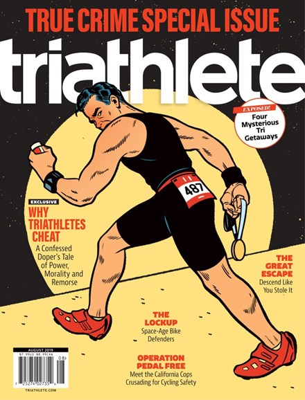 Triathlete Cover - 8/1/2019