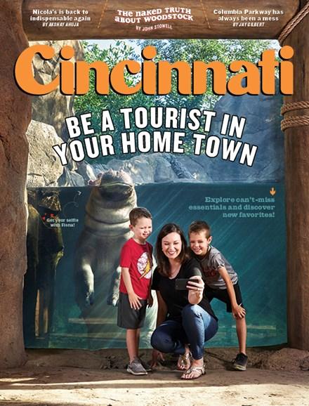 Cincinnati Cover - 8/1/2019