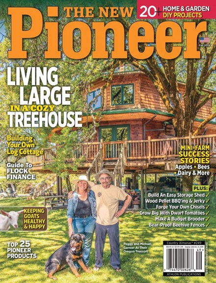 The New Pioneer Cover - 9/1/2019