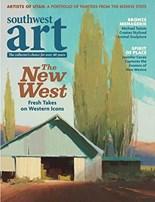 Southwest Art | 8/2019 Cover