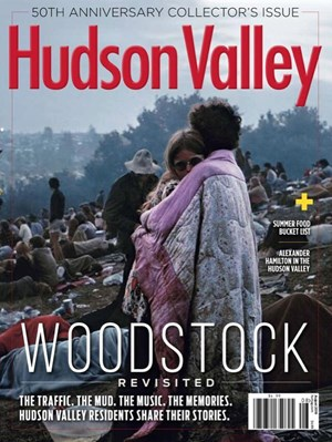 Hudson Valley Magazine | 8/2019 Cover