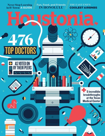 Houstonia Cover - 8/1/2019