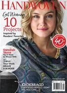 Handwoven Magazine 9/1/2019