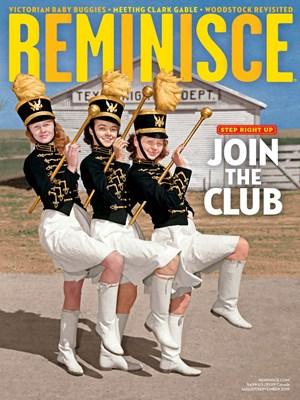 Reminisce Magazine | 8/2019 Cover